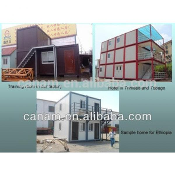 CANAM-Prefab Modular from china park model containerhomes #1 image