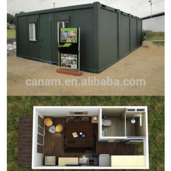 CANAM-Well design Log cabins kit house made in China for sale #1 image
