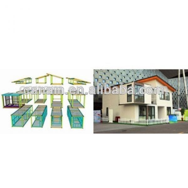 CANAM-Good looking modern fashion prefabrique maison villa for sale #1 image