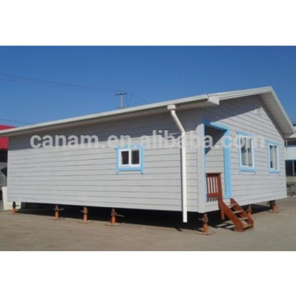 CANAM-Luxury Mansion Prefab Houses Made in China #1 image