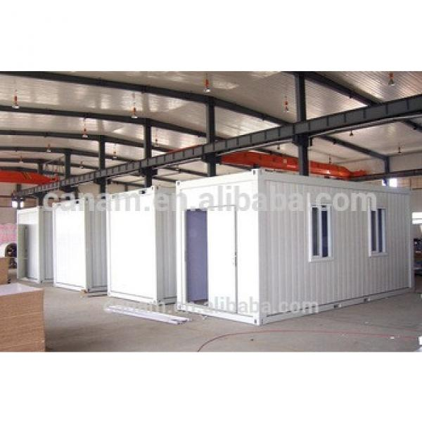 CANAM-Movable Galvanized Container Homes nz WIth Ablution #1 image