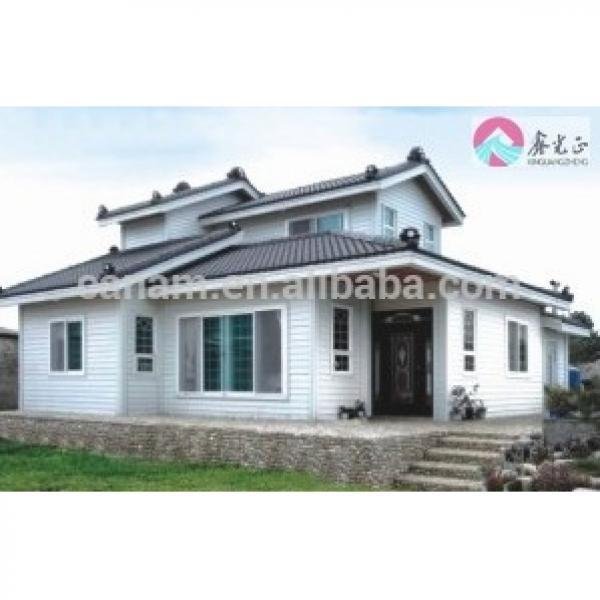 CANAM-Prefab Modern Villas For Sale #1 image