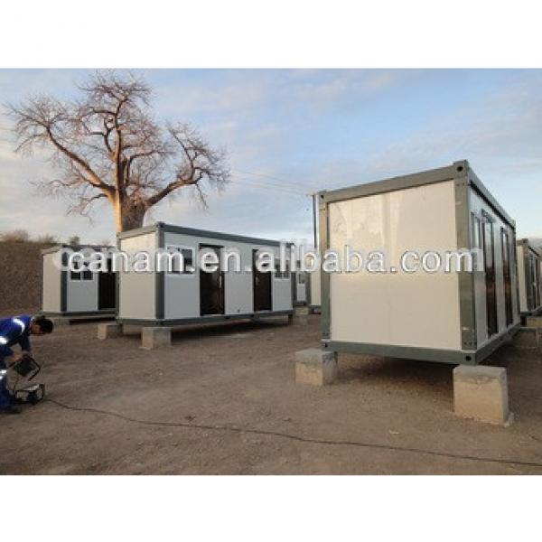 CANAM-easy to transport prefab tiny container homes #1 image