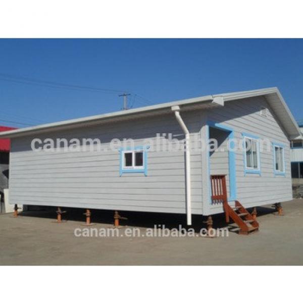 CANAM-customized kitset prefab house #1 image