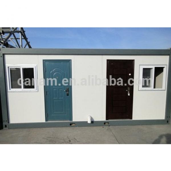 CANAM-fast assembly durable prefab kit set houses #1 image