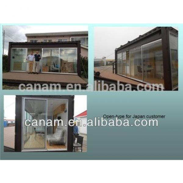 Economical modern design prefabricated soundproof container cabin #1 image