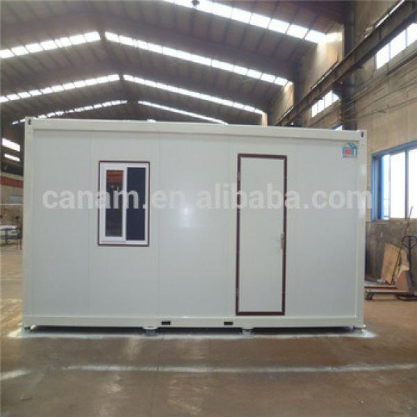 One-story Prefabricated Light Steel Housing mobile living house container for sale #1 image