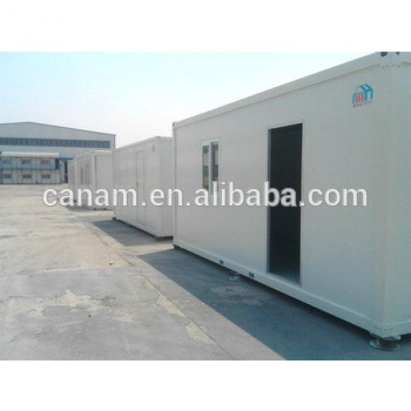 40ft modular steel shipping container prefab house #1 image