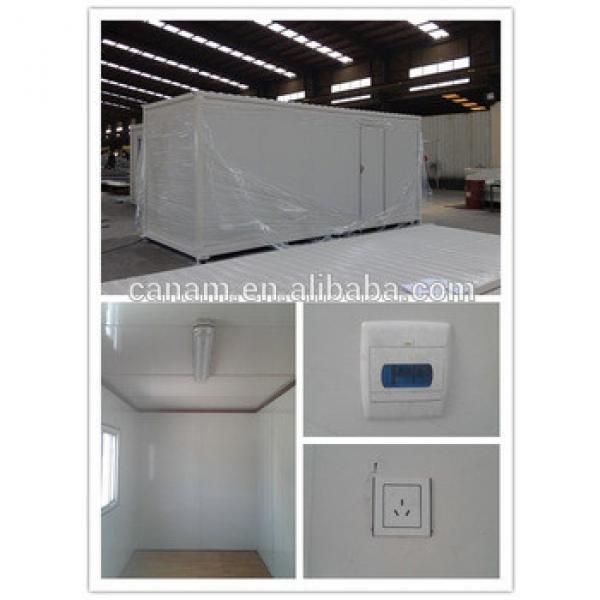 Light weight material prefab house sandwich panel #1 image