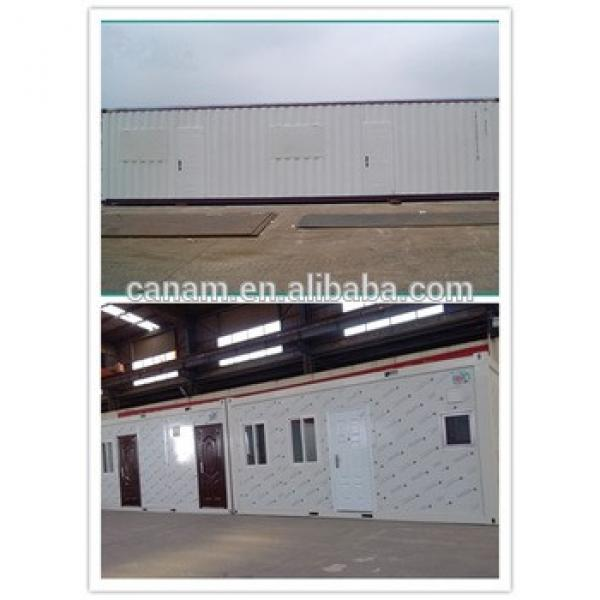 New style stable prefab container houses/prefab shipping container house for sale #1 image