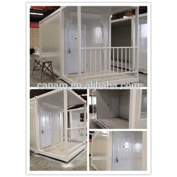 Steel Structure Cheap Portable Container House for Living #1 image