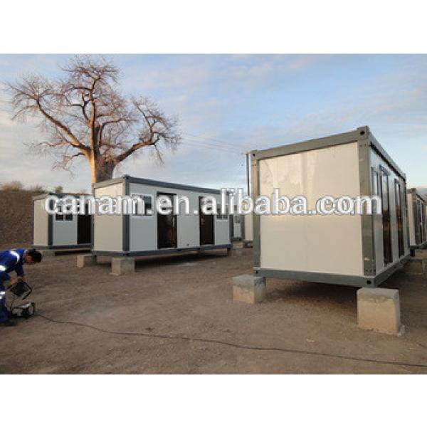 20 ft Low cost flat pack house kit prefab house 3 bedrooms #1 image