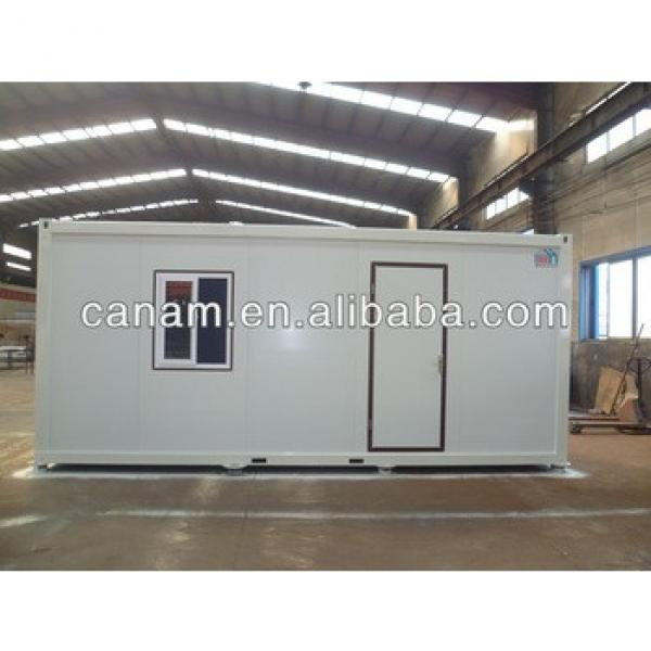 Low cost Economaic flat packed prefabricated container house #1 image
