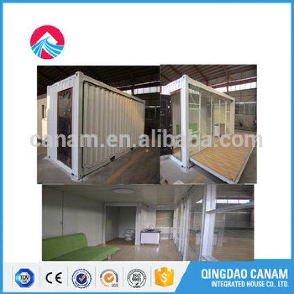 2014 New designed ready made foldable container house #1 image