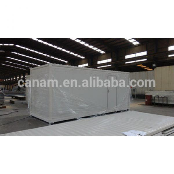 Light Steel Prefabricated Houses, 20ft container house, Quick assembly house #1 image
