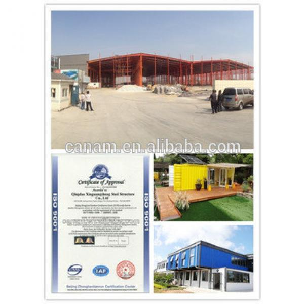 low cost prefab house,container house manufacturer #1 image