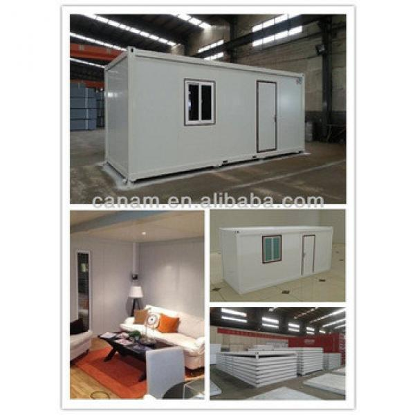 Professional Manufacturer of Prefabricated Container House #1 image
