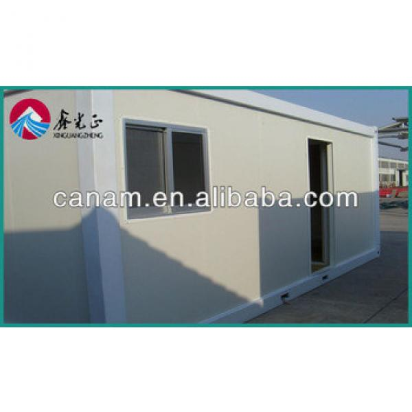 china lower cost container and pre fabricated houses #1 image