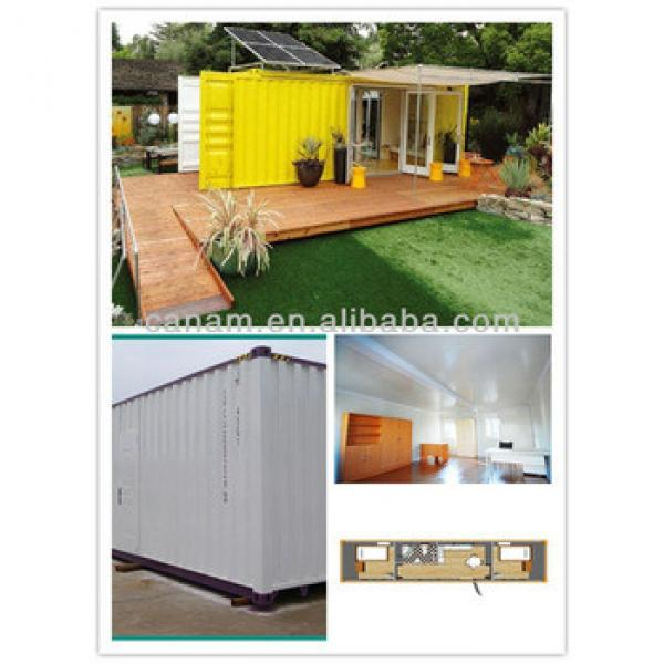 Beautiful container house / container hotel #1 image