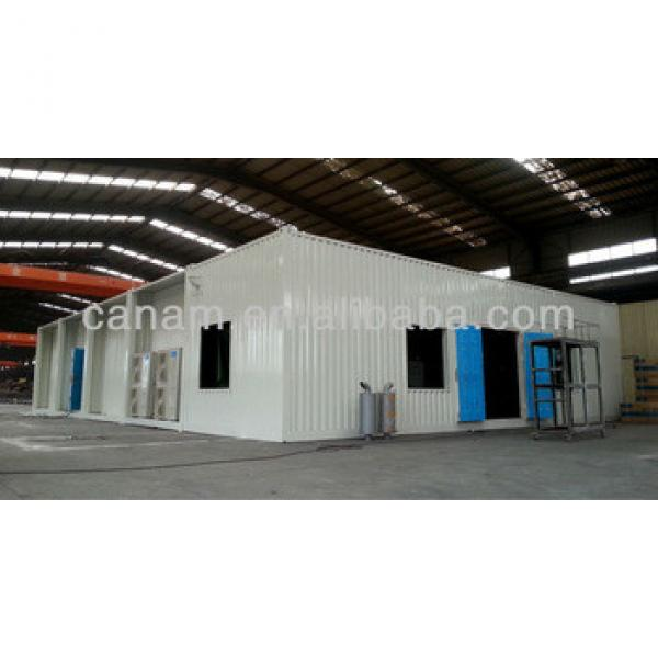 Container houses for communications equipment #1 image