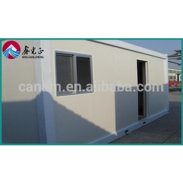 Hot Sale Beautiful Prefab Container House For Living #1 image