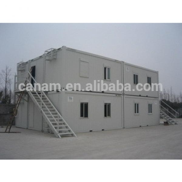 Low cost prefab modular container house #1 image