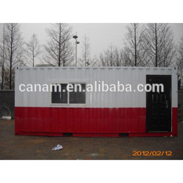 CANAM- Demountable containers for living #1 image