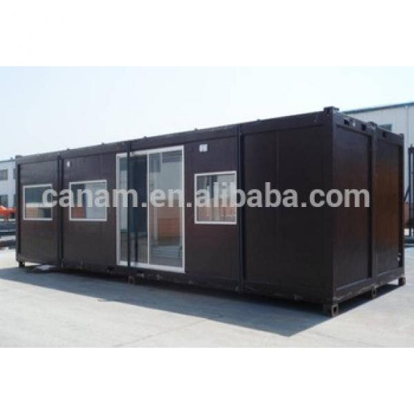 Canam-well design prefabricated container coffee shop #1 image
