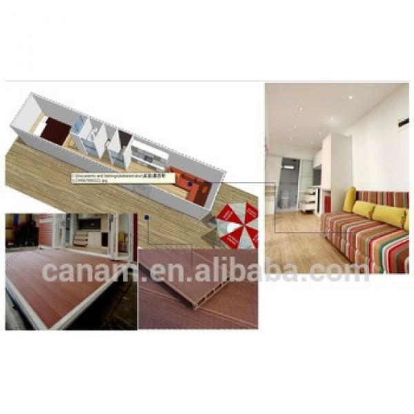 CANAM- expandable container house 20ft module room #1 image