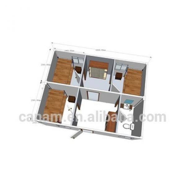 steel Q235 ISO Container house living room,custom design #1 image