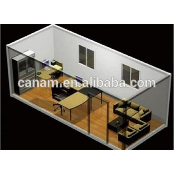 canam-Eco-friendly movable container house #1 image