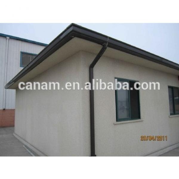 CANAM-modular Prefab Steel Frame House #1 image