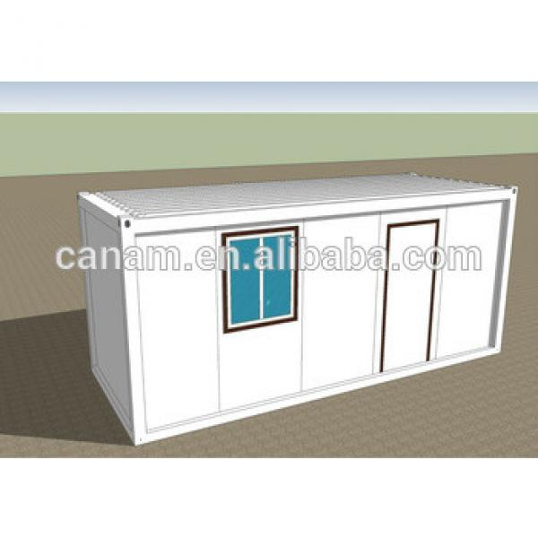 CANAM- Container living building house used in a camp #1 image
