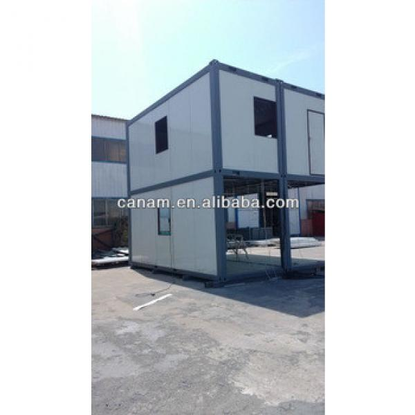 CANAM- Prefab flat packing container homes for sales #1 image