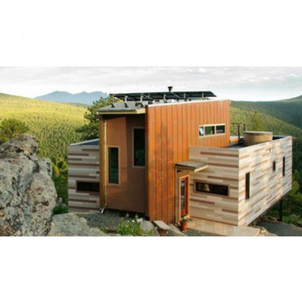 CANAM- Flat Pack Office Container/Accomodation Container House #1 image