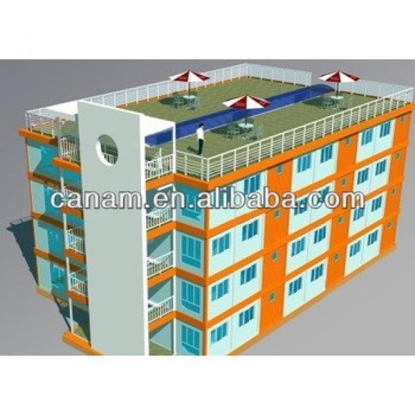 CANAM- Module Container Type House #1 image
