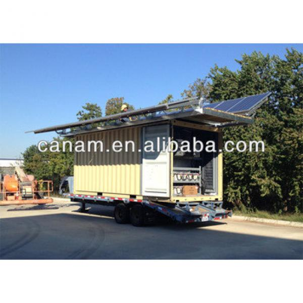 CANAM- excellent design container house #1 image