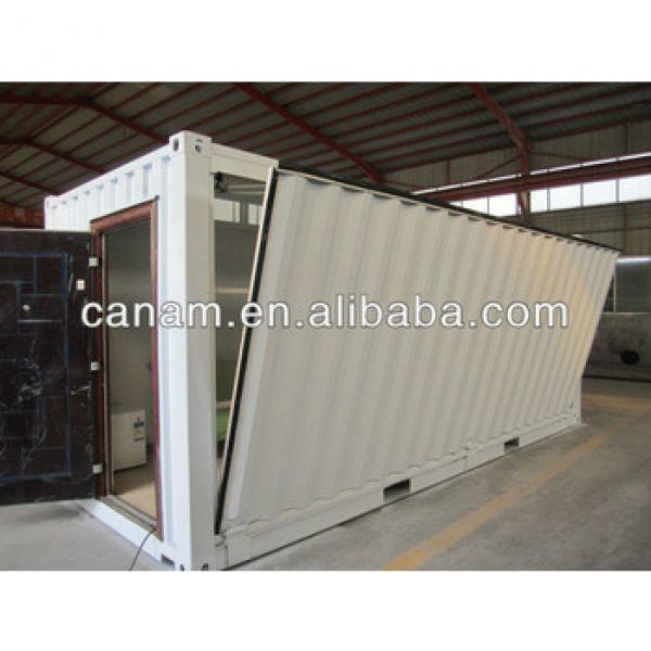 CANAM- mobile living house container with WPC #1 image