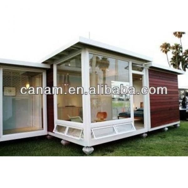 CANAM- Light Steel Cheap Prefab House #1 image