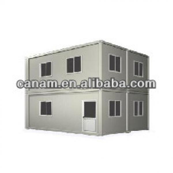 CANAM- Two-layer movable modular container coffee shop #1 image