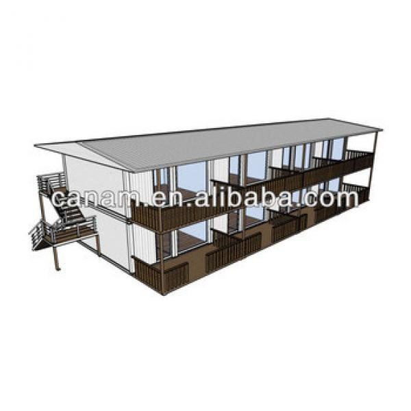 CANAM- prefabricated modular shipping container home #1 image