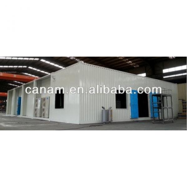 CANAM- cheapest small container prefab house #1 image