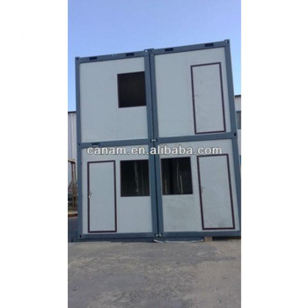 CANAM- Prefabricated Mobile home as shop/hotel/apartment/workshop/office/villa/domitory #1 image
