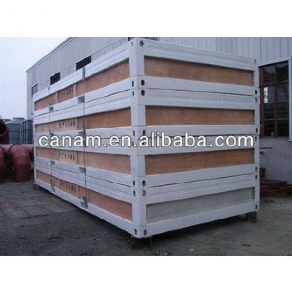 canam- container mobile restaurant #1 image