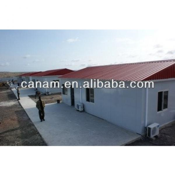 CANAM- 20ft Modular Low Cost Container house #1 image