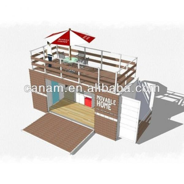 CANAM- Fashional and luxury practical prefab house container house #1 image
