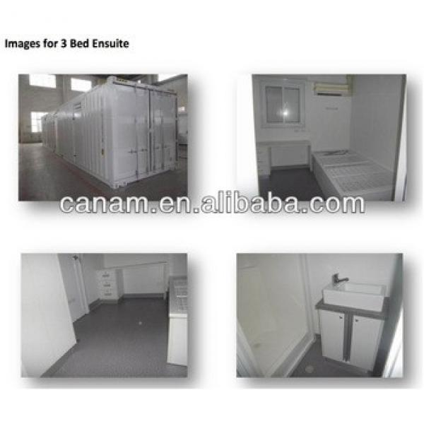 canam- durable container home modified shipping luxury container house #1 image