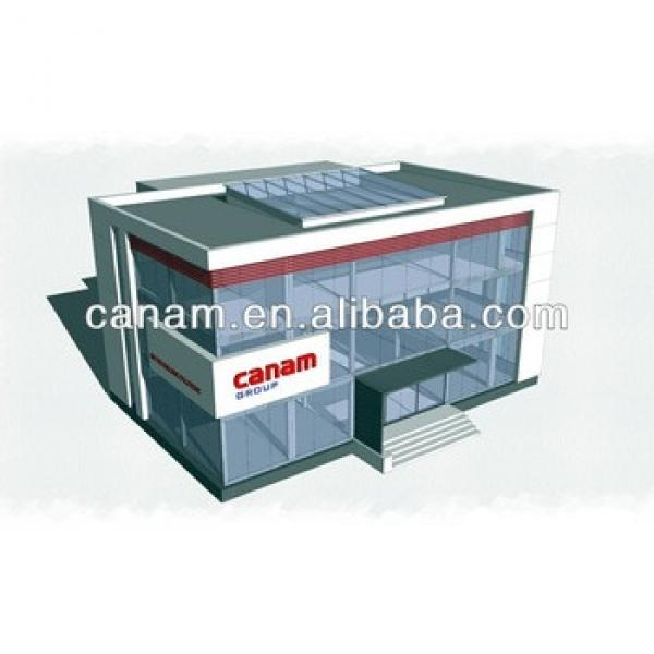 CANAM- BV certification Nice appearance luxury container house #1 image