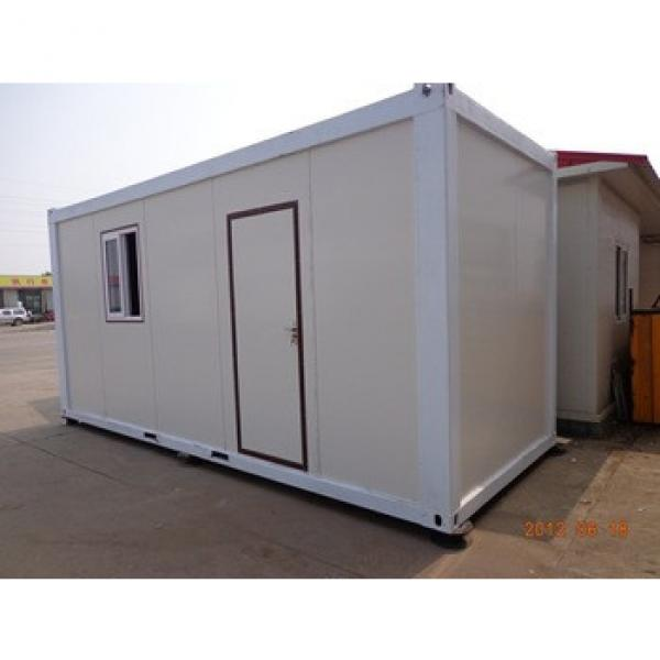 prefab flat pack office / container house / living room #1 image
