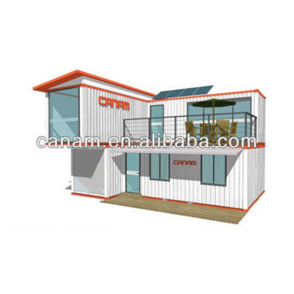 canam-Cheap and convenient combined labor camp container cabin for living #1 image
